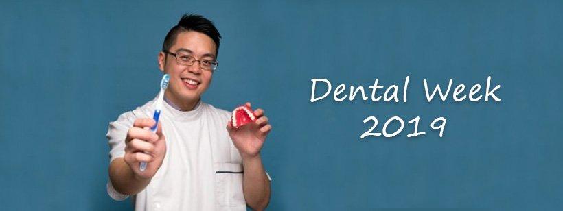 Oral Health Week 2019