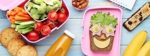Healthy Teeth Friendly Lunchbox Ideas