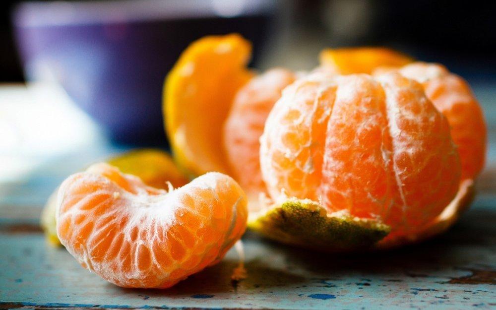 mandarin Orange Citrus Fruits
