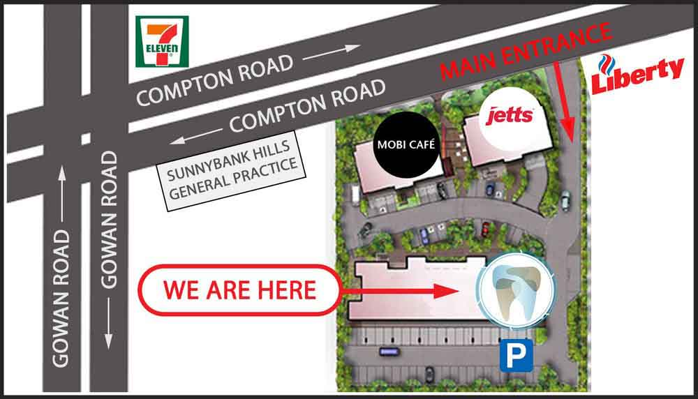 Aperture_Dental_Dentist_Sunnybank_Hills_Map_Directions