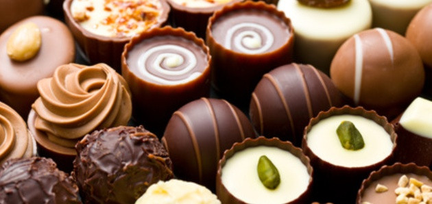 Chocolates and Sweets
